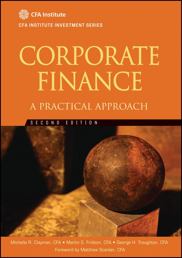 Martin Fridson S. Corporate Finance. A Practical Approach the psychological factors of corporate dressing