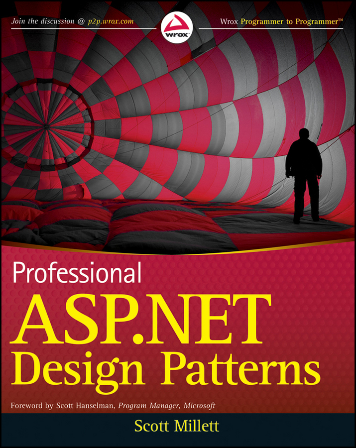 Scott Millett Professional ASP.NET Design Patterns indian patterns to colour