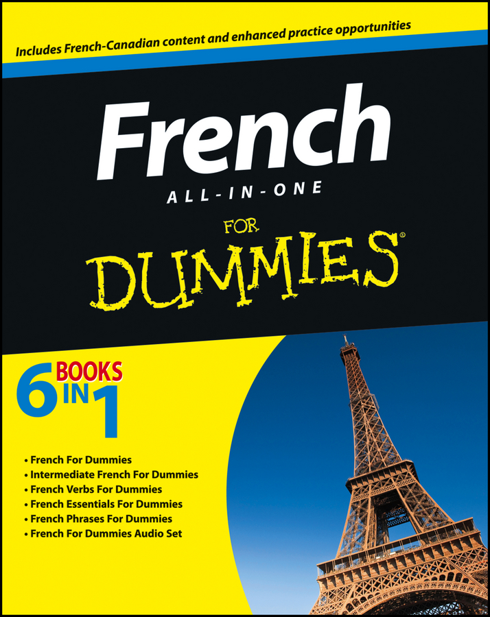 Consumer Dummies French All-in-One For Dummies corey sandler laptops all in one desk reference for dummies