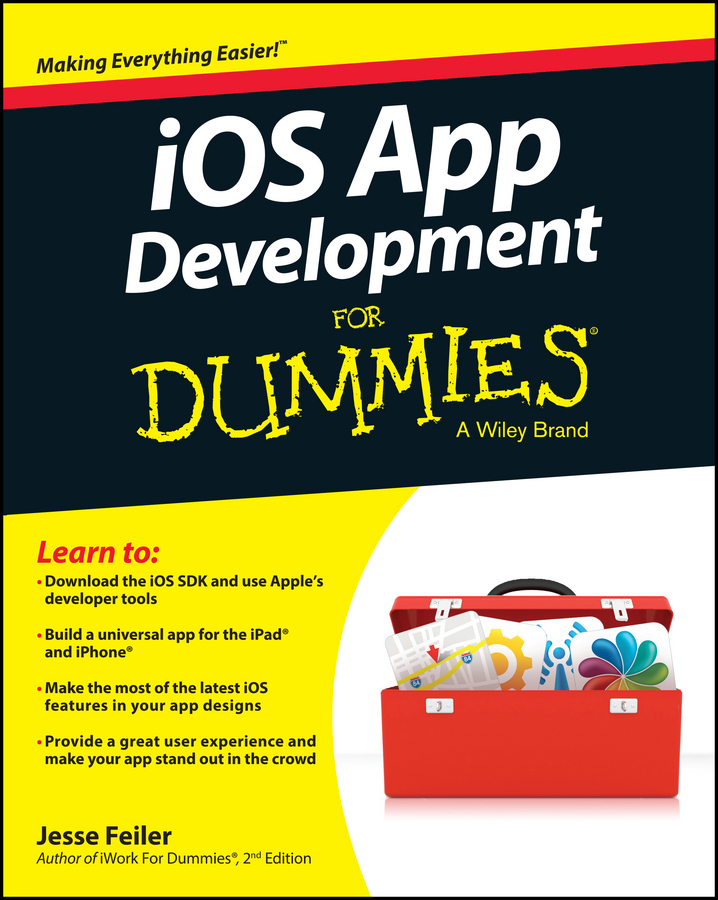 Фото - Jesse Feiler iOS App Development For Dummies jesse feiler ios 6 foundations