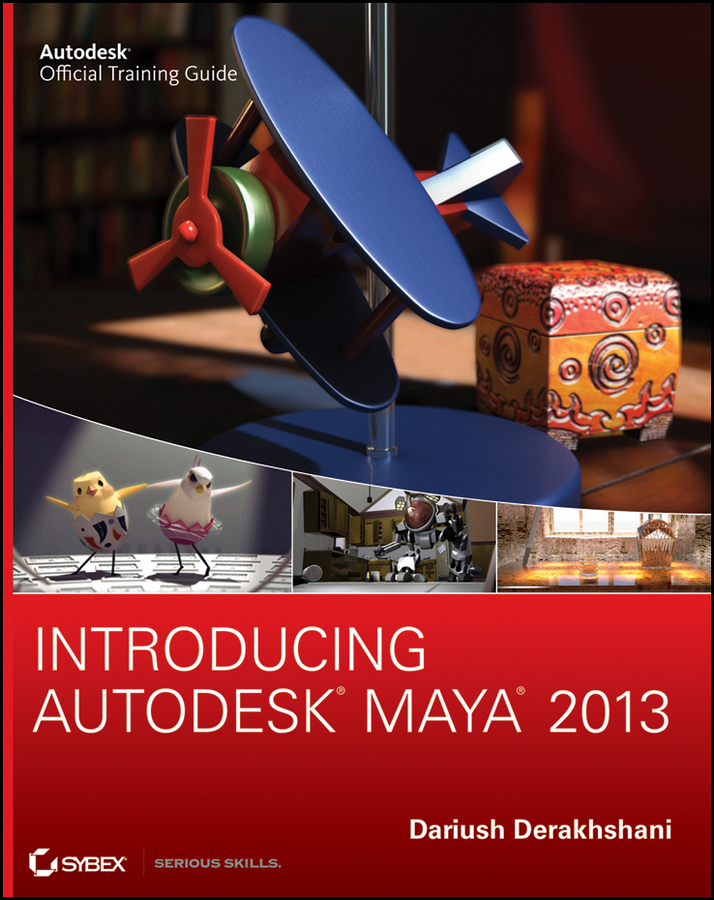 Dariush Derakhshani Introducing Autodesk Maya 2013 the official german beer guide
