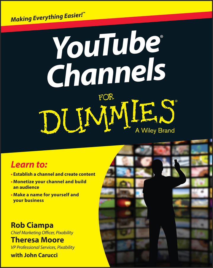 John Carucci YouTube Channels For Dummies simba пупс minnie mouse