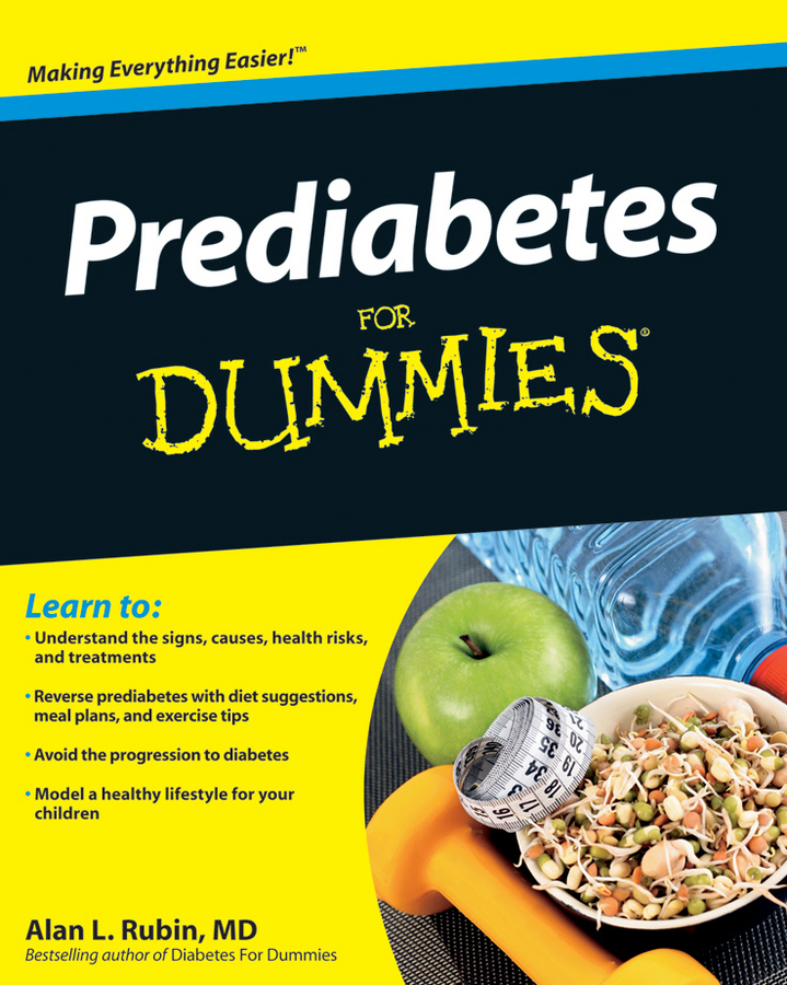 Фото - Alan L. Rubin Prediabetes For Dummies alan l rubin diabetes for dummies