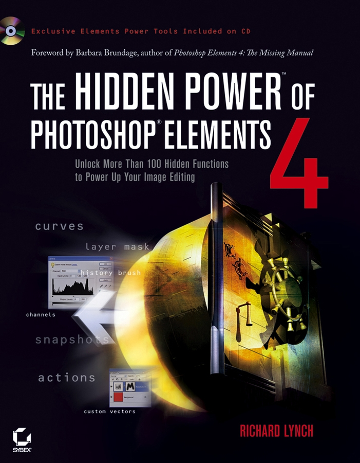 Richard Lynch The Hidden Power of Photoshop Elements 4 the hidden girl