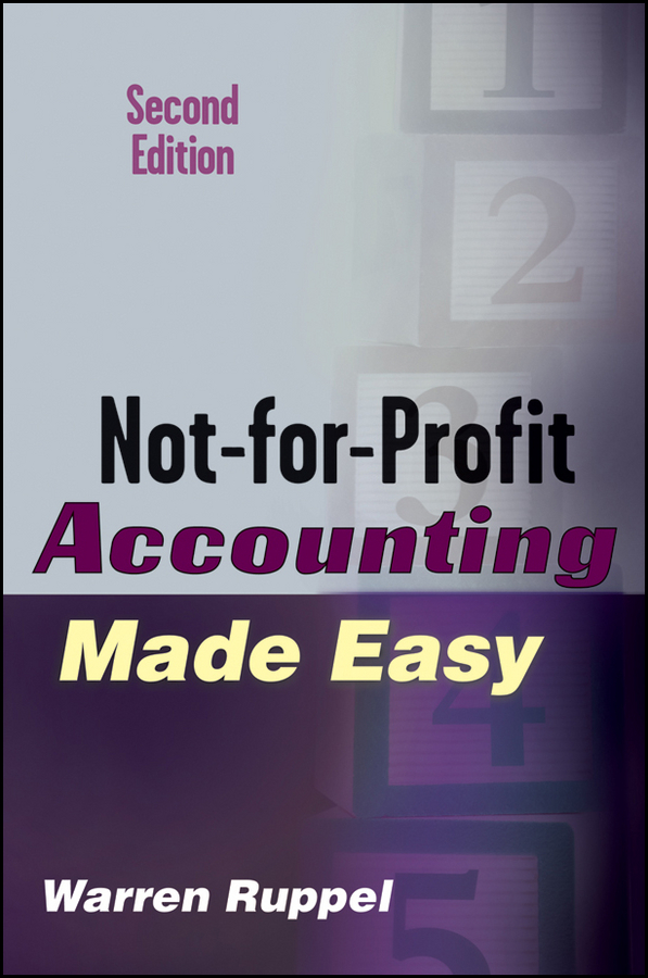 Warren Ruppel Not-for-Profit Accounting Made Easy accounting principles for lawyers law practitioner series