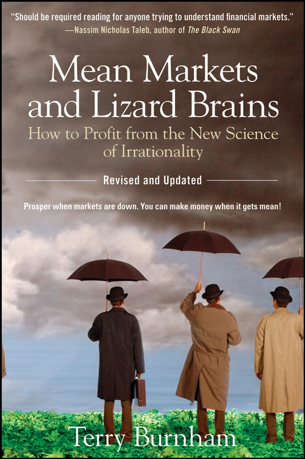Terry Burnham Mean Markets and Lizard Brains. How to Profit from the New Science of Irrationality накладки на педали honda 2015