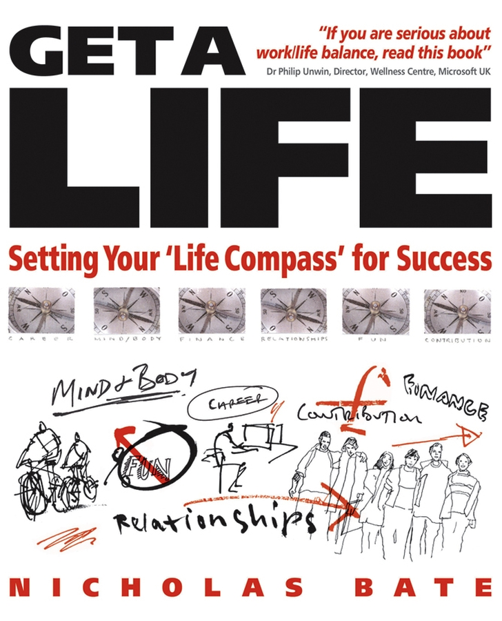 Nicholas Bate Get a Life. Setting your 'Life Compass' for Success audio technica ath m50x mg