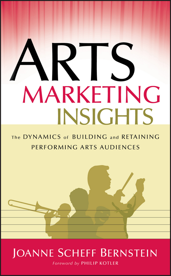 Philip Kotler Arts Marketing Insights. The Dynamics of Building and Retaining Performing Arts Audiences