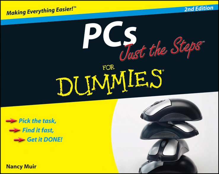 Nancy Muir C. PCs Just the Steps For Dummies