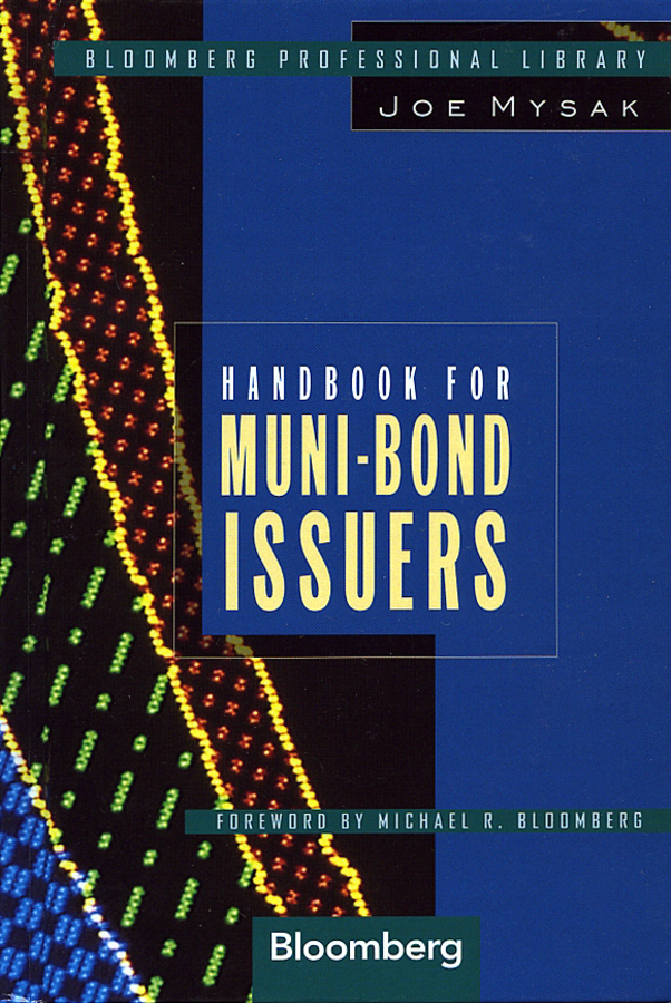 Joe Mysak Handbook for Muni-Bond Issuers frank fabozzi j the handbook of municipal bonds