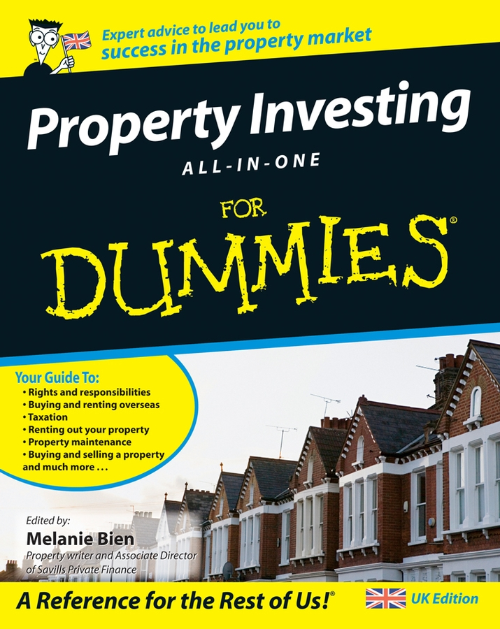 Melanie Bien Property Investing All-In-One For Dummies russell wild index investing for dummies