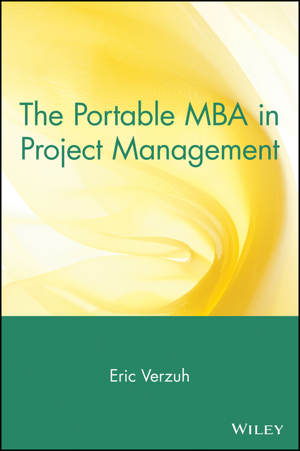 Eric Verzuh The Portable MBA in Project Management the rosie project