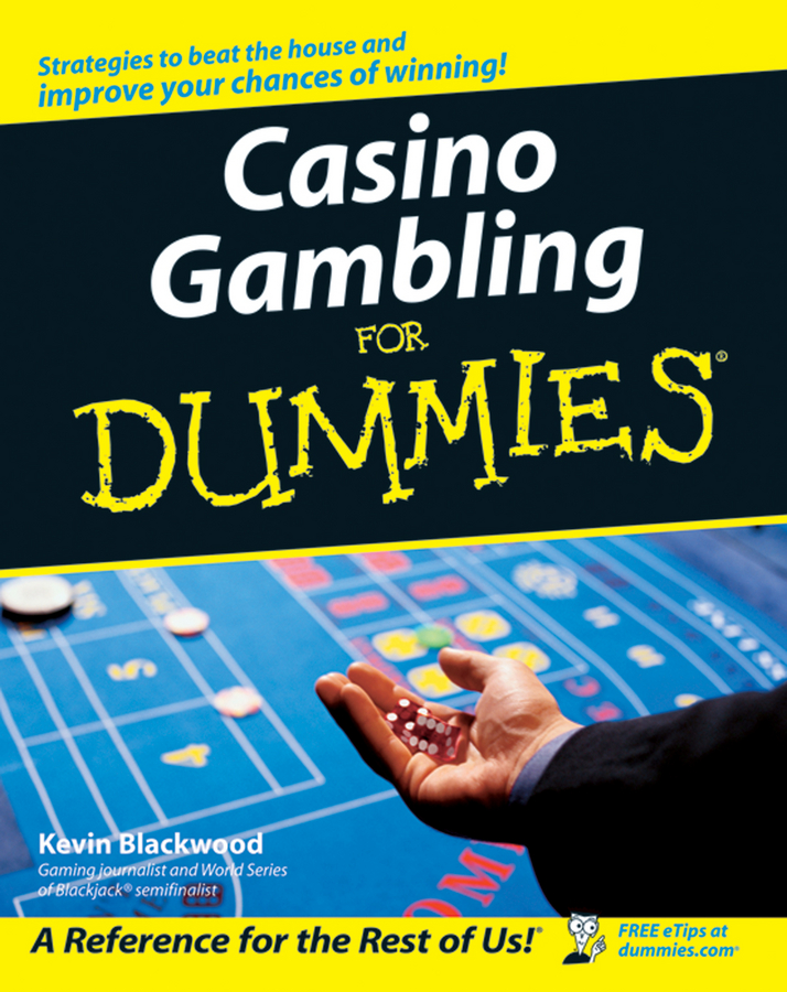 Kevin Blackwood Casino Gambling For Dummies цена 2017