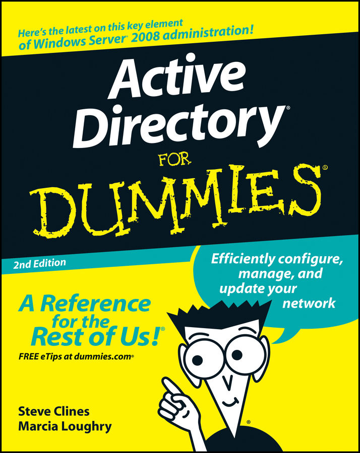 Steve Clines Active Directory For Dummies new and original omron h7cx ad n 12 24vdc