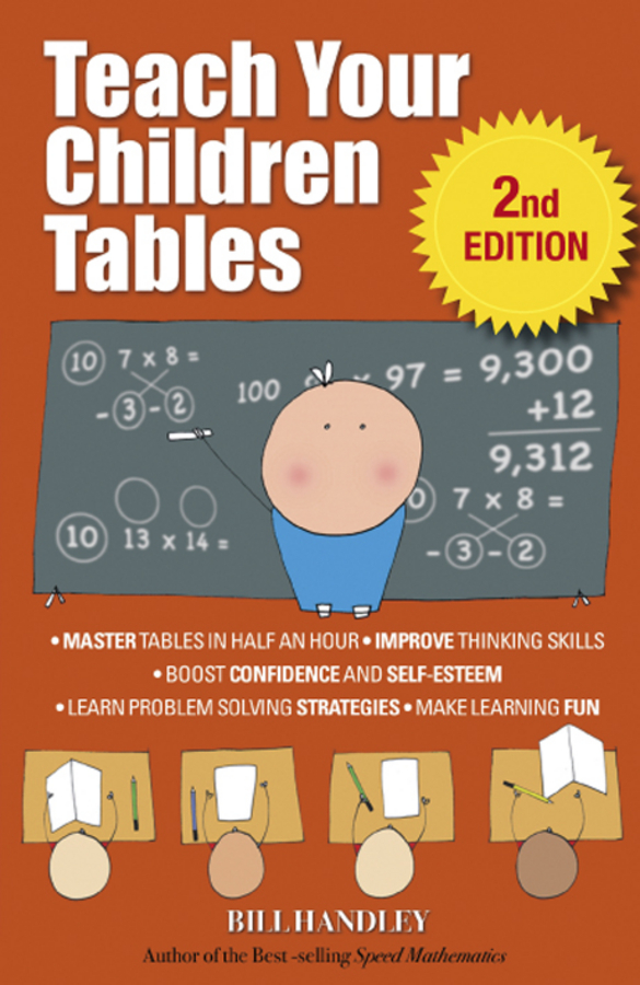 Bill Handley Teach Your Children Tables bill george discover your true north