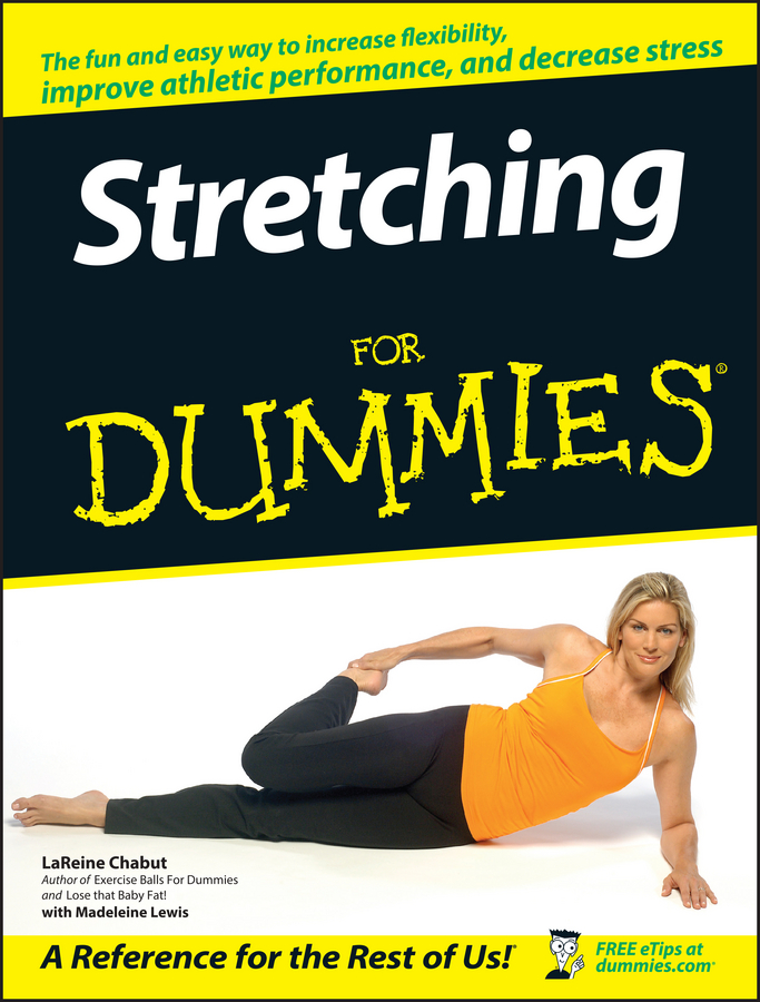 LaReine Chabut Stretching For Dummies how loud can you burp