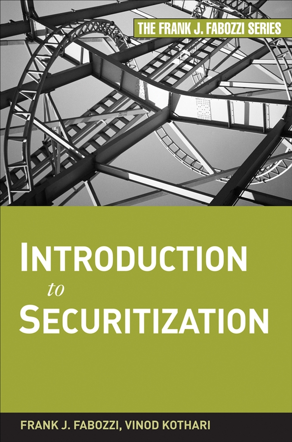 Vinod Kothari Introduction to Securitization finance and investments