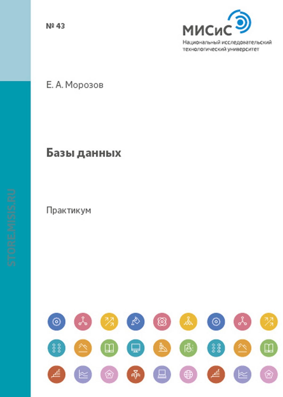 Е. А. Морозов Базы данных цена 2017