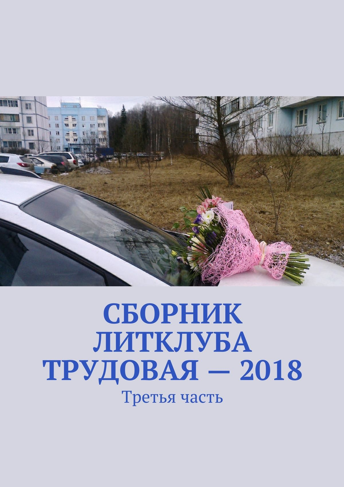Владимир Борисович Броудо Сборник Литклуба Трудовая – 2018. Третья часть павел плунский владимир антонов вячеслав зенкин ильдар бедретдинов николай гордюков su 27 fighter beginning of story part 1