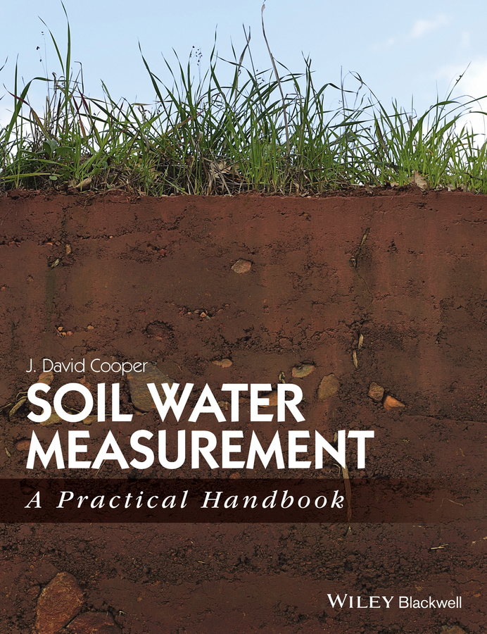 J. Cooper David Soil Water Measurement. A Practical Handbook geochemistry of groundwater in a river basin of andhra pradesh india