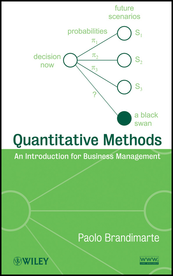 Paolo Brandimarte Quantitative Methods. An Introduction for Business Management business statistics decision making with data