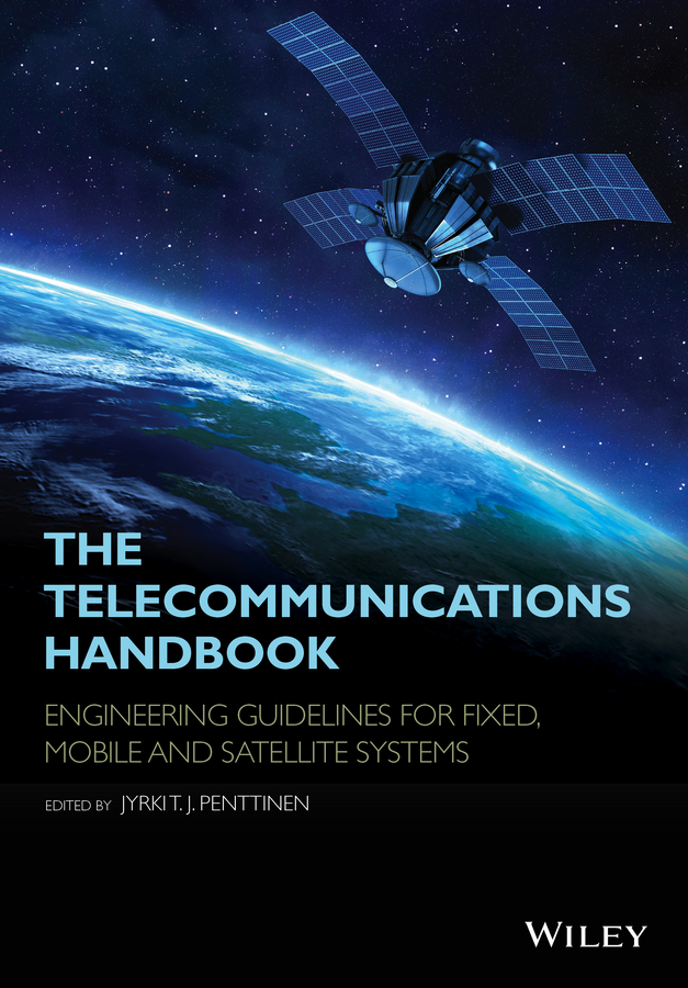 Jyrki T. J. Penttinen The Telecommunications Handbook. Engineering Guidelines for Fixed, Mobile and Satellite Systems planning and evaluates performance of radio network