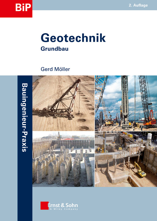 Gerd Moller Geotechnik. Grundbau