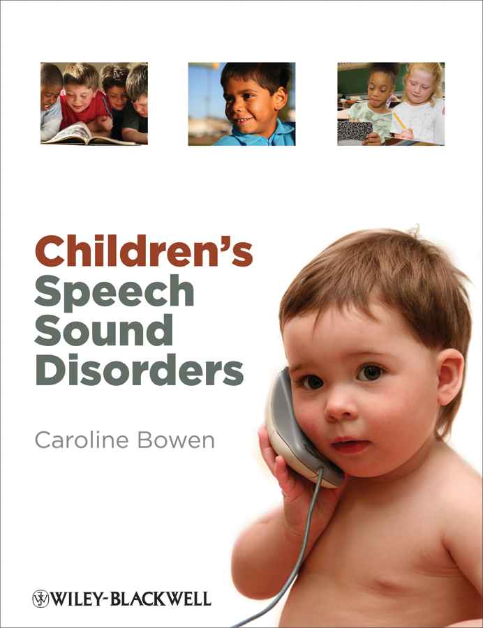 Caroline Bowen Children's Speech Sound Disorders denoising of speech and ecg signal by using wavelets