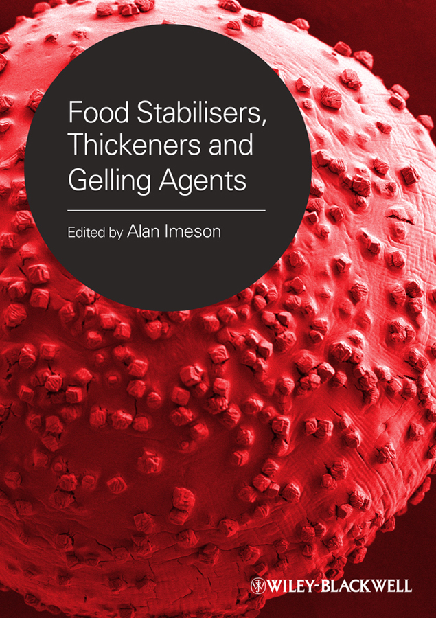 цены Alan Imeson Food Stabilisers, Thickeners and Gelling Agents