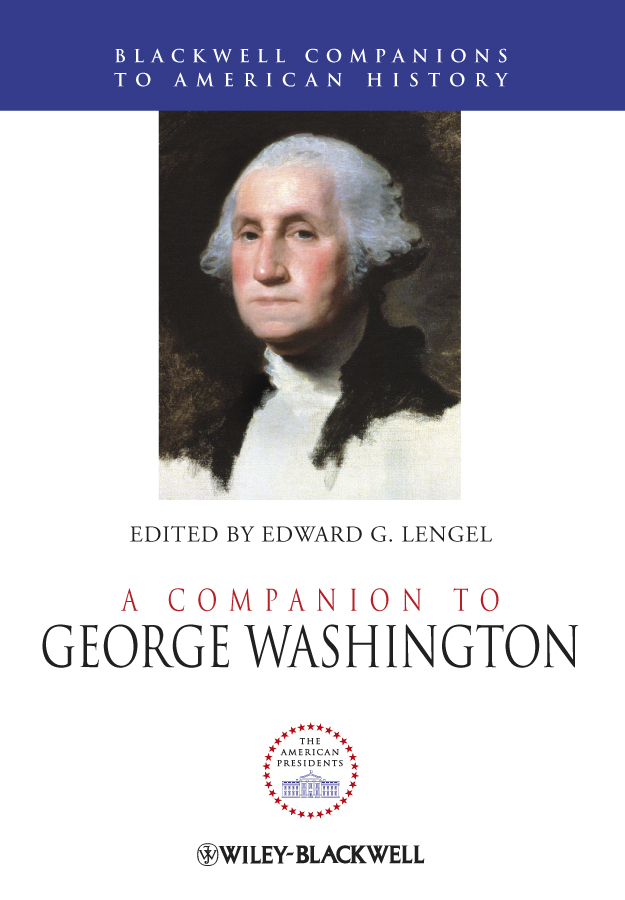 Edward Lengel G. A Companion to George Washington new original laptop lcd from screen back