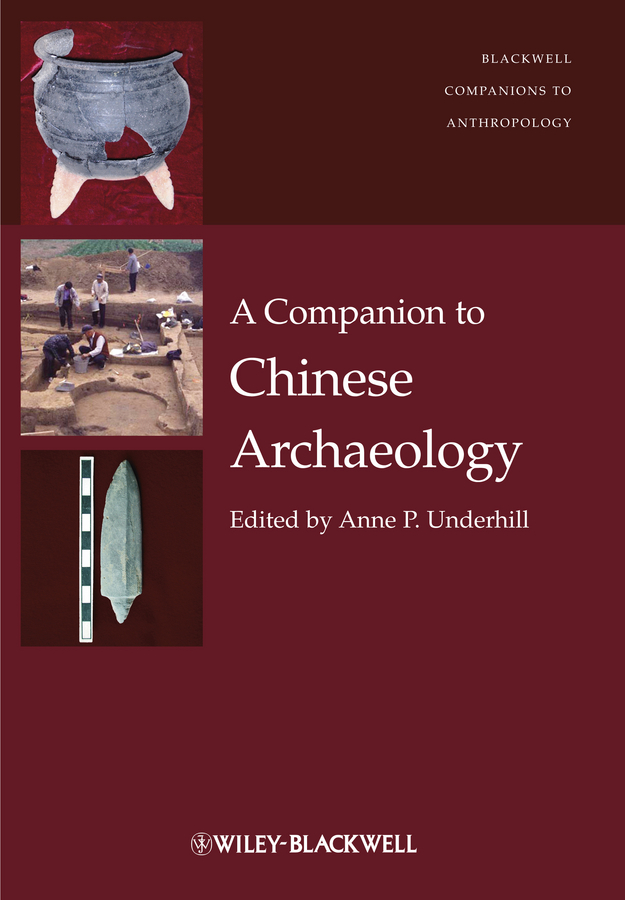 Anne Underhill P. A Companion to Chinese Archaeology 10pcs set the complete collection of murals unearthed in china 10 volumes