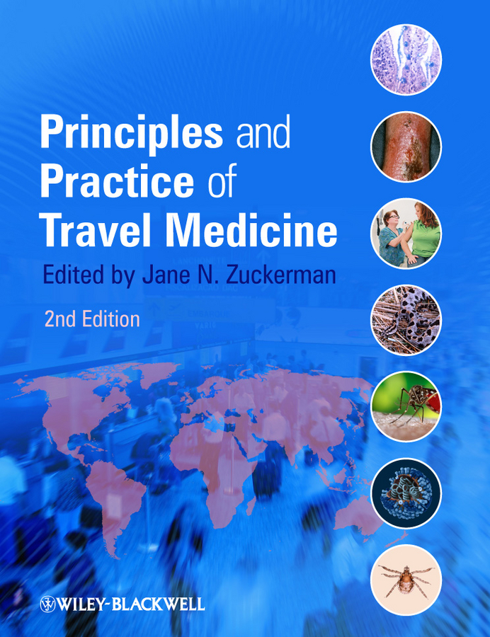 Jane Zuckerman N. Principles and Practice of Travel Medicine купить в Москве 2019