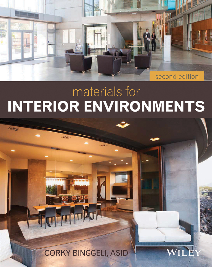 Corky Binggeli Materials for Interior Environments corky binggeli interior graphic standards student edition