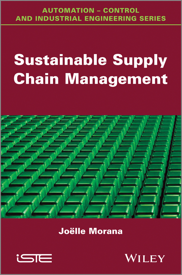 Joëlle Morana Sustainable Supply Chain Management daniel stanton supply chain management for dummies