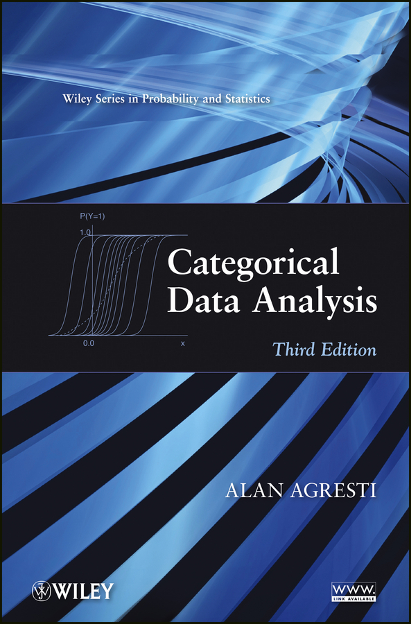 Alan Agresti Categorical Data Analysis dimiter dimitrov m statistical methods for validation of assessment scale data in counseling and related fields