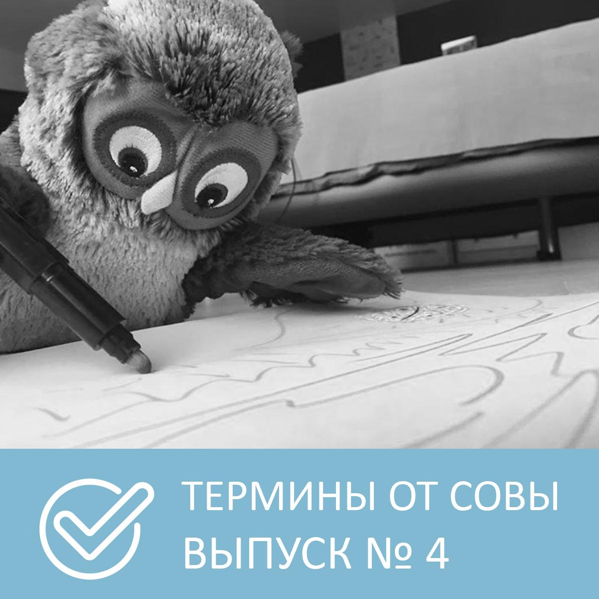Петровна Термины от Совы – Выпуск 4 цена