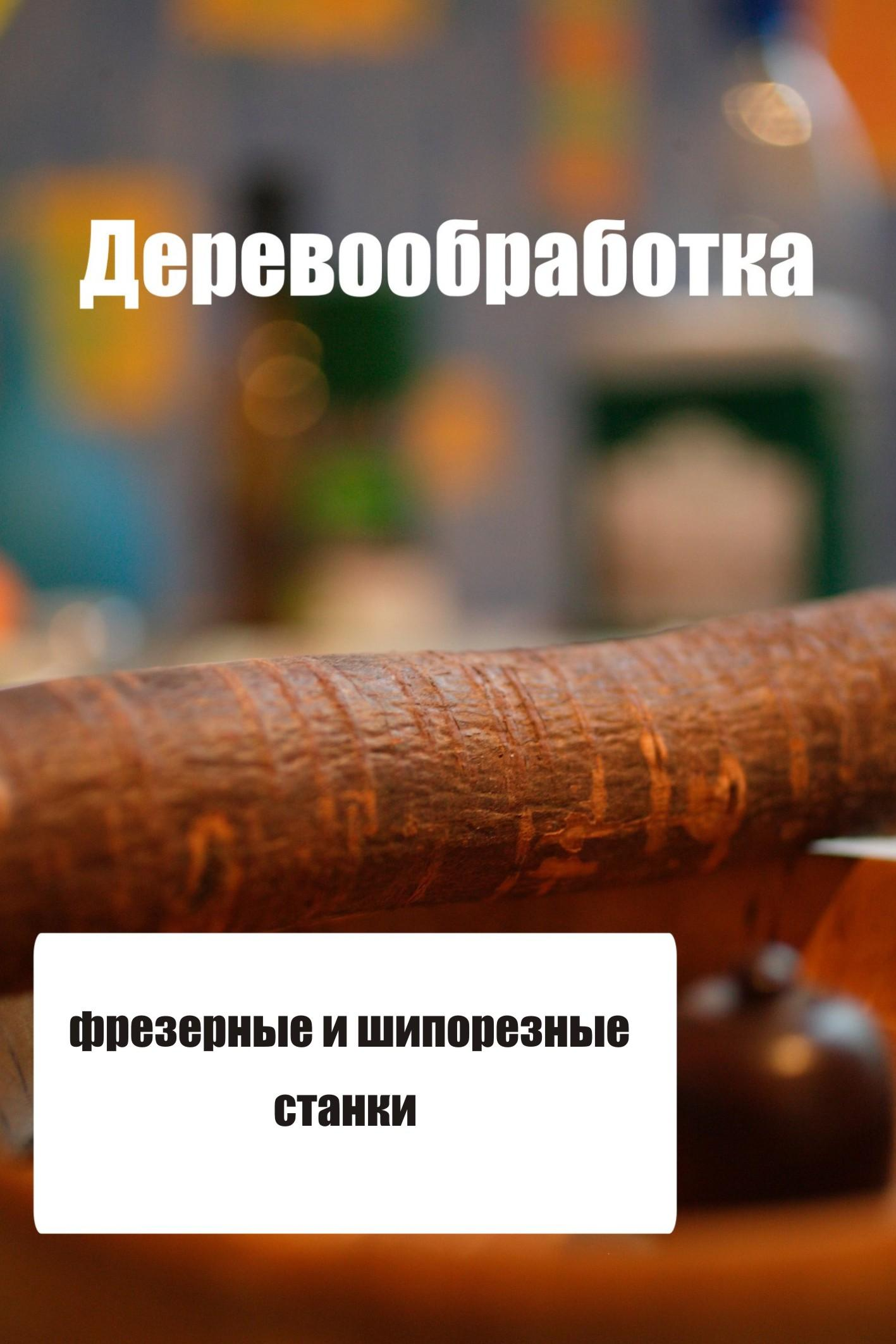 Илья Мельников Фрезерные и шипорезные станки