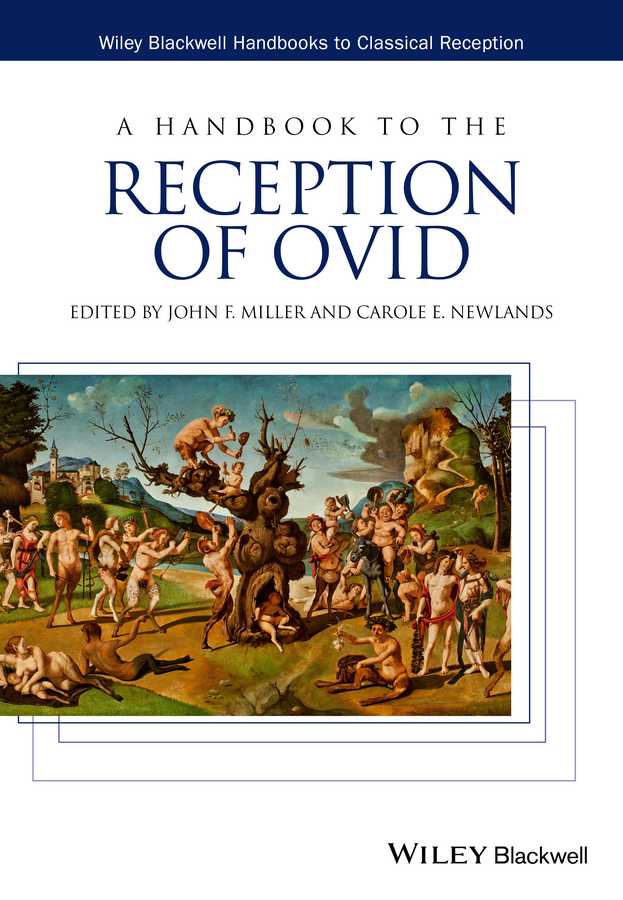 Фото - Miller John F. A Handbook to the Reception of Ovid the penguin german phrasebook