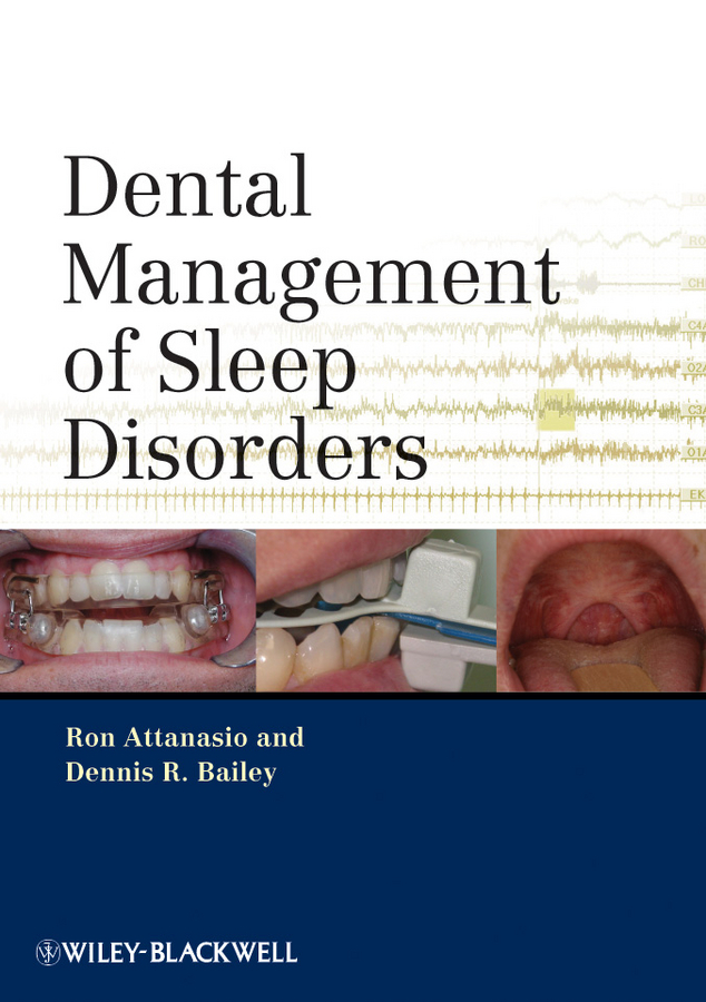 Attanasio Ronald Dental Management of Sleep Disorders microbial contamination of waterline in dental units