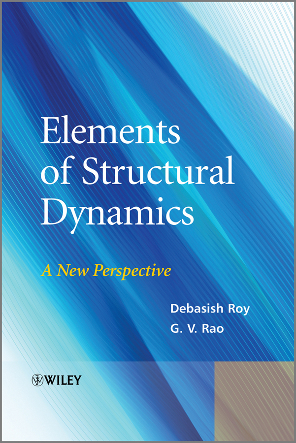 Rao G. V. Elements of Structural Dynamics. A New Perspective cofactor biosynthesis a mechanistic perspective 61