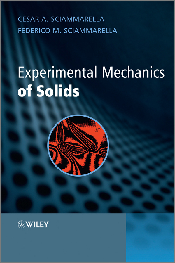 Sciammarella Cesar A. Experimental Mechanics of Solids experimental and simulation study for stress concentration factor