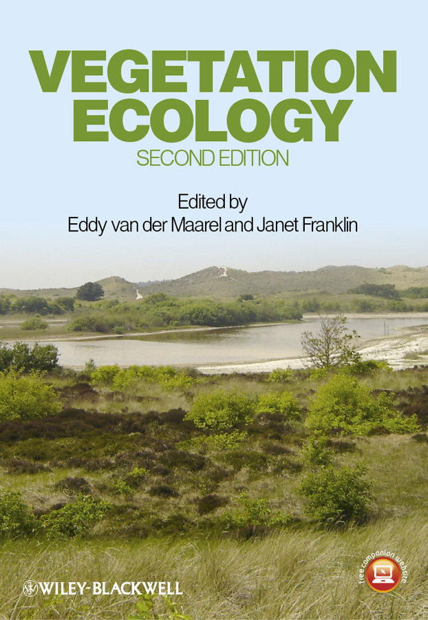 Eddy van der Maarel Vegetation Ecology подушка printio 10 лет