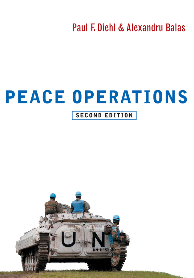 Diehl Paul F. Peace Operations the story of israel from theodor herzl to the dream for peace