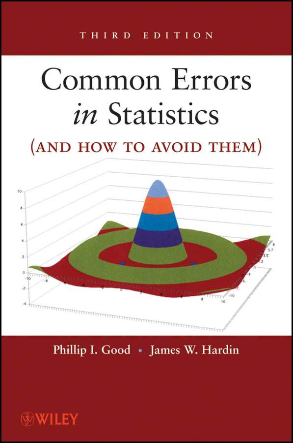 Hardin James W. Common Errors in Statistics (and How to Avoid Them) автокресло peg perego primo viaggio sl tri fix geo red