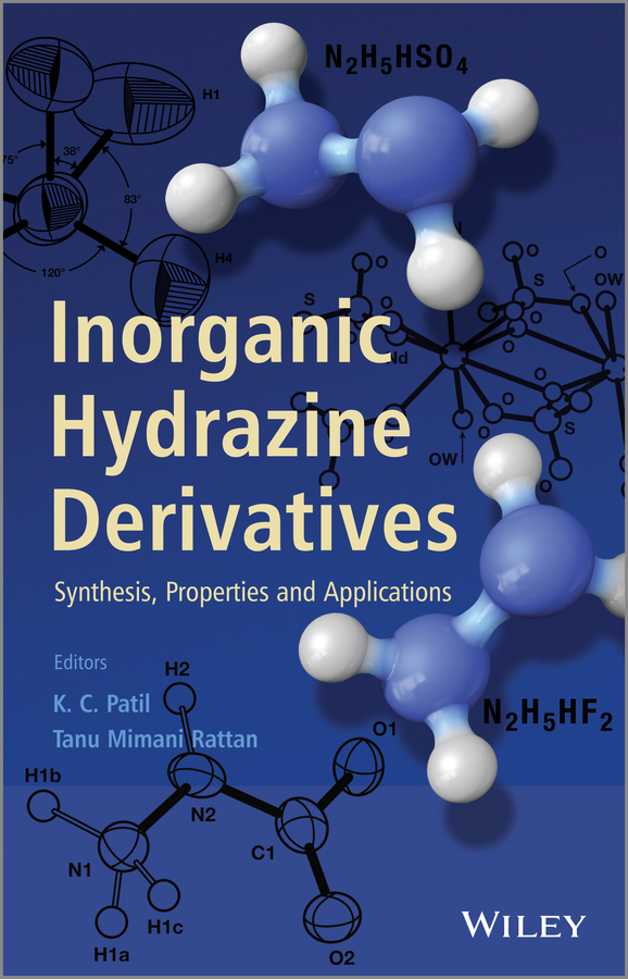 Rattan Tanu Mimani Inorganic Hydrazine Derivatives. Synthesis, Properties and Applications