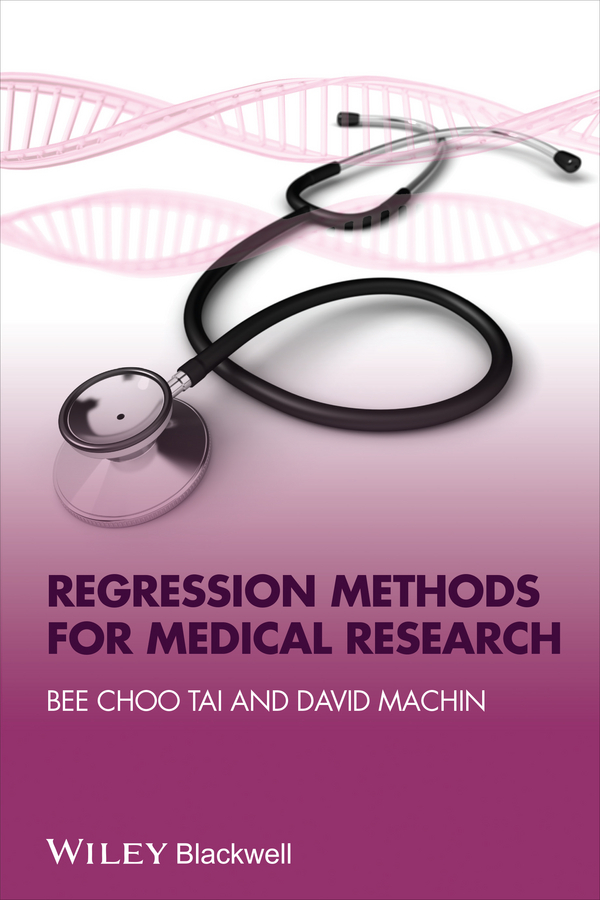 Machin David Regression Methods for Medical Research недорго, оригинальная цена