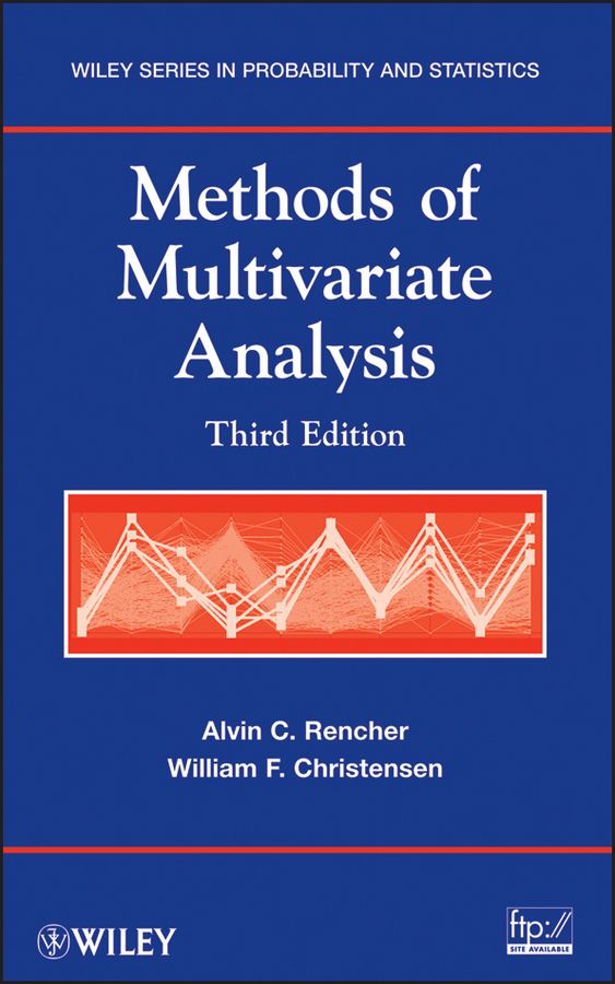 Christensen William F. Methods of Multivariate Analysis