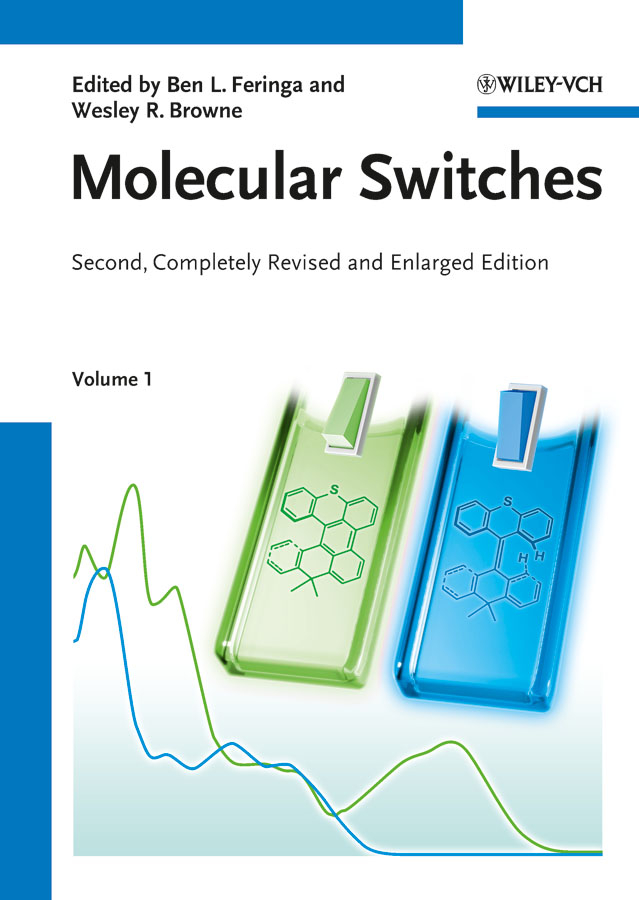 Feringa Ben L. Molecular Switches limit switches 2hbj545