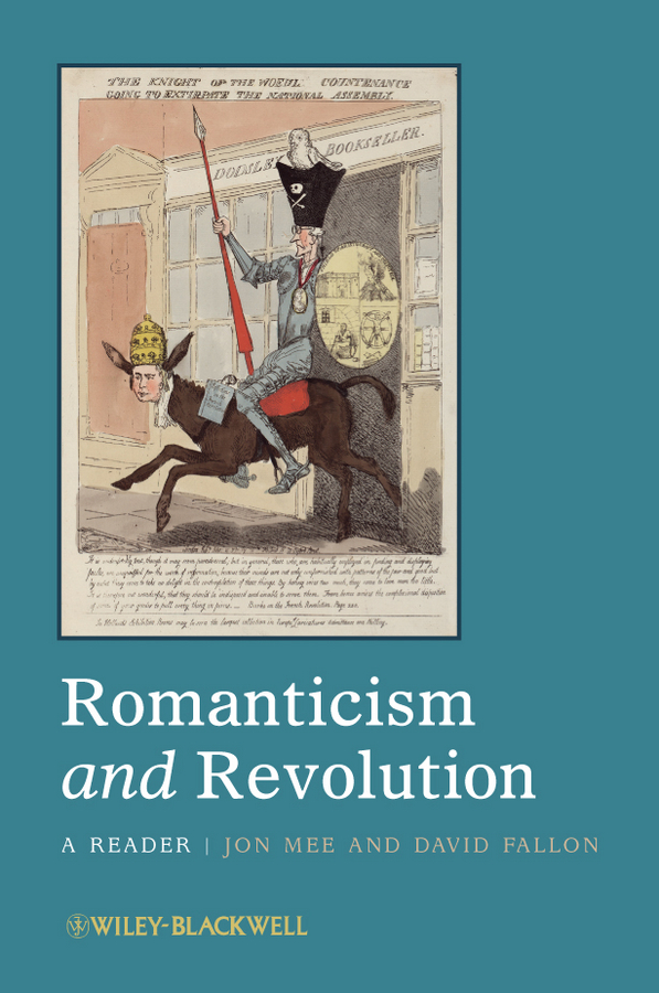 Mee Jon Romanticism and Revolution. A Reader teaching in america – the slow revolution