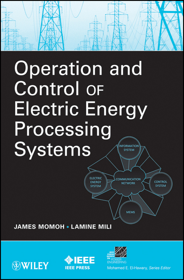 Momoh James Operation and Control of Electric Energy Processing Systems churchill кружка журавль 0 425 л в подарочной коробке серая harl00381 churchill